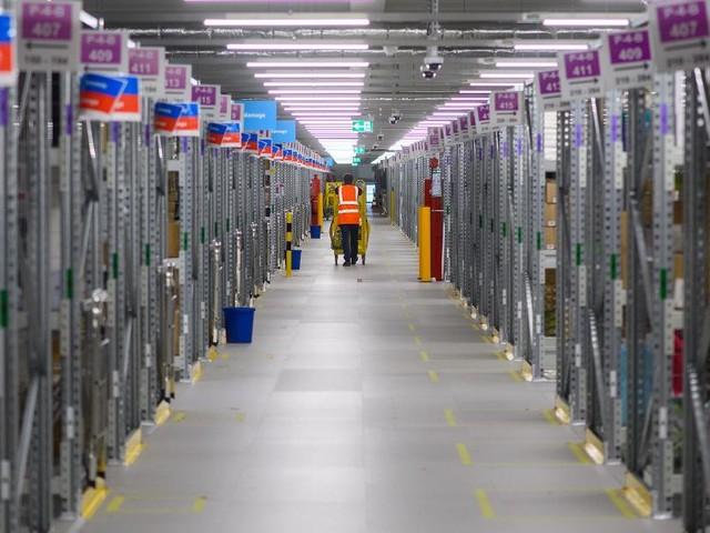 Amazon hit by record $887 million EU privacy fine