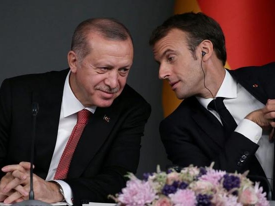 "France Summons Turkish Ambassador After Erdogan Calls Macron ""Brain Dead"""