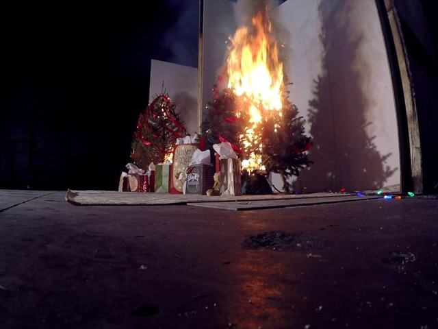 Preventing a nightmare before Christmas: Keep your family safe from tree fires