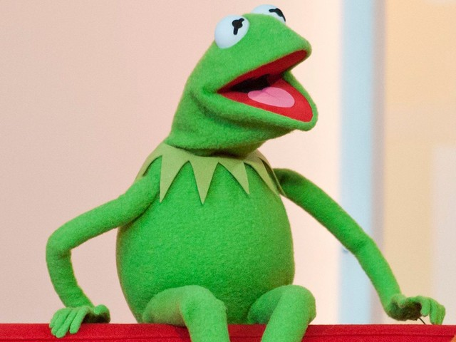Here Is What Kermit The Frog's New Voice Sounds Like