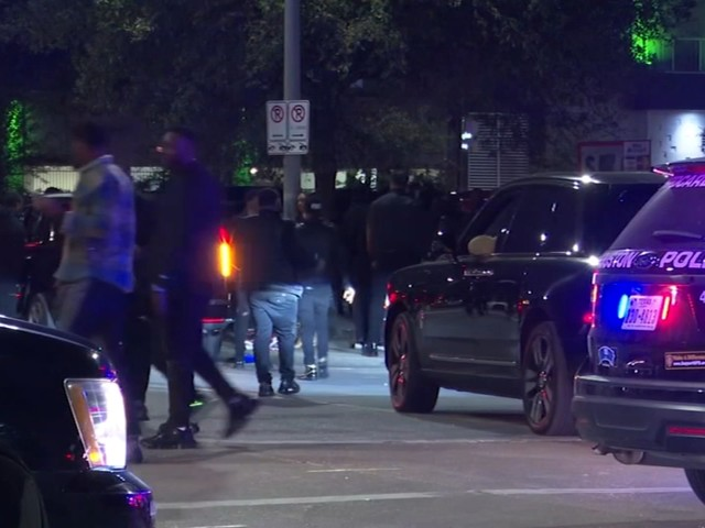 Troubled Houston nightclub evacuated by fire marshal over capacity issue