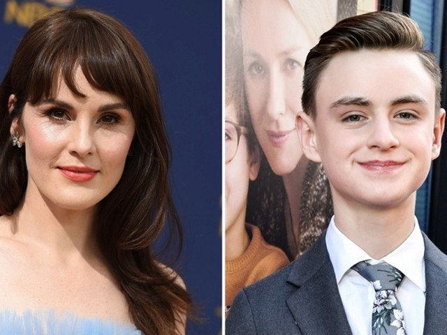 'Downton Abbey' Star Michelle Dockery and 'IT' Actor Jaeden Martell Join Apple Series 'Defending Jacob'