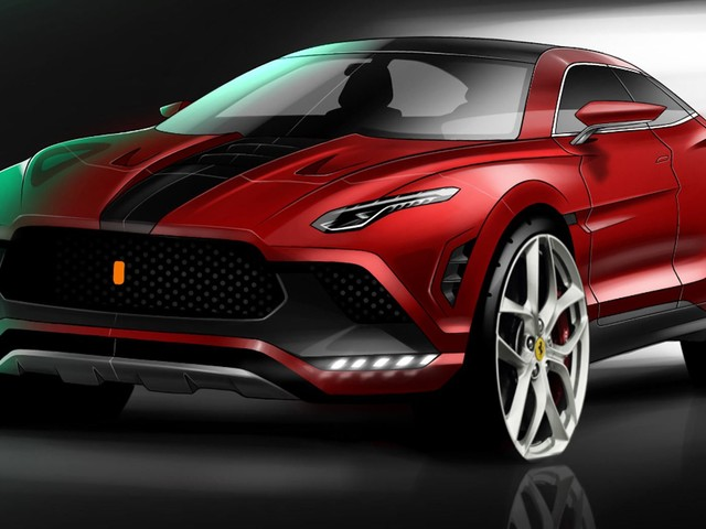 Ferrari Admits Developing Its First-Ever SUV Is Quite A Challenge