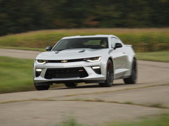 2018 Chevrolet Camaro – In-Depth Review