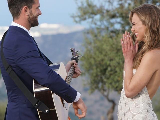 'The Bachelorette' Finale Recap: Jed (Finally) Sings Like a Bird