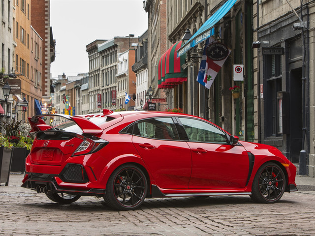 2018 Honda Civic Type R First Drive: It was worth the wait