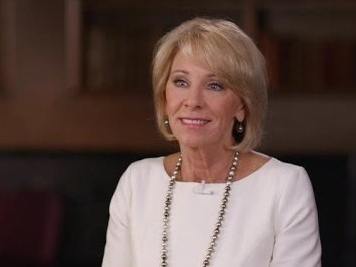 DeVos experiment will open work-study to more private-sector jobs