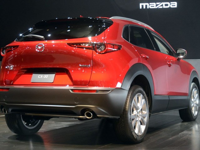 2020 Mazda CX-30 Lands In America With 186 HP From $21,900