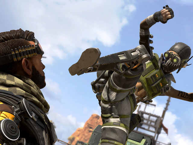 Apex Legends won't dethrone Fortnite, but there's still nothing like it