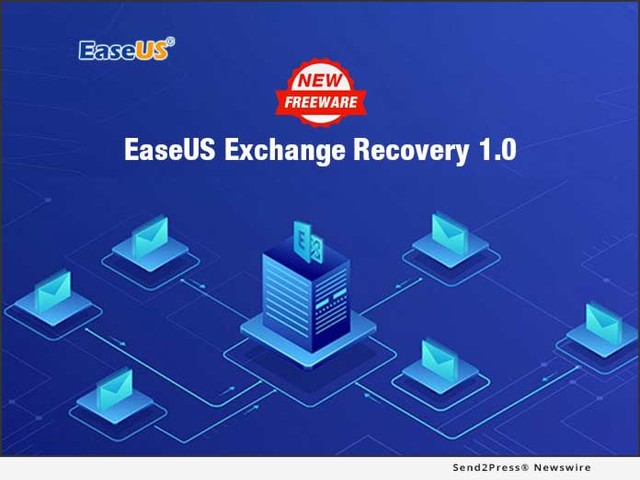 The Official Launch of New Freeware: EaseUS Exchange Recovery 1.0