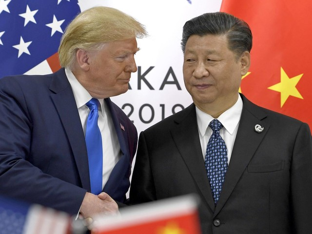 China's Xi gets tougher on Trump after new tariff threat