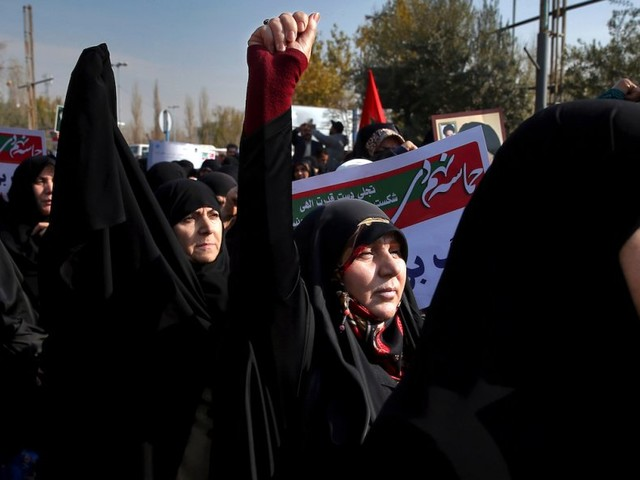 The protests in Iran appear to be dying down — but they're a sign the regime is getting weaker