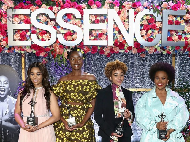 As Awards Season Wraps Up, the Essence Black Women in Hollywood Awards Honor Our Magic