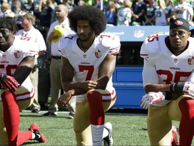 WATCH: Former quarterback Colin Kaepernick files grievance against NFL owners