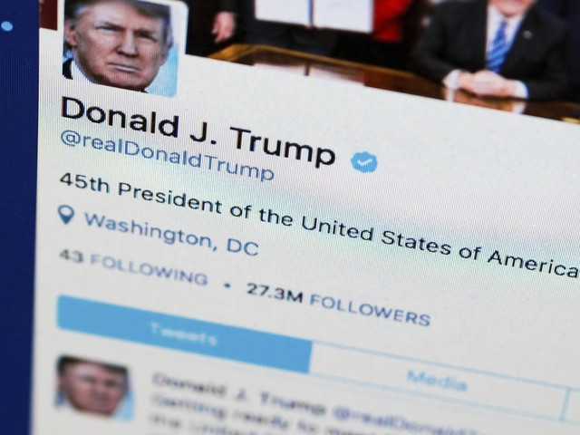 Donald Trump loses bid to block complainers from presidential Twitter account