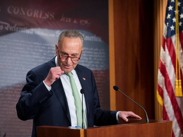 Democrats can now do this to pass $2,000 stimulus checks in the Senate