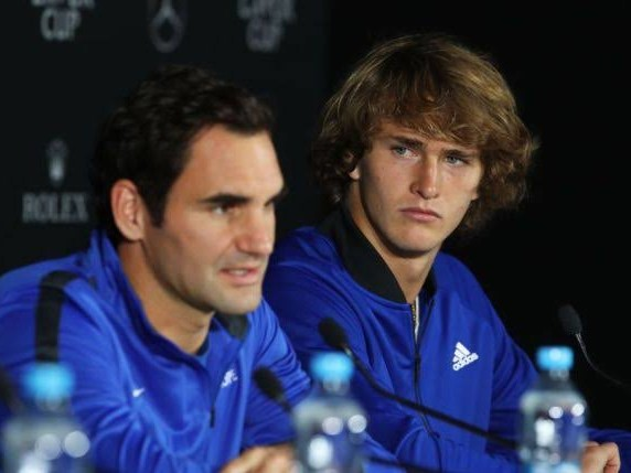 Roger Federer Gives Precious Advice to Young Players