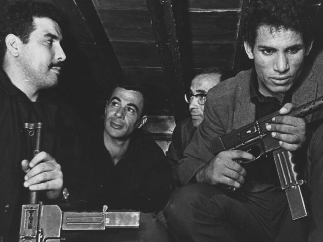 Saadi Yacef, 'Battle of Algiers' Catalyst and Actor, Dies at 93