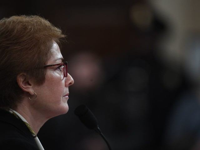 Transcript: Marie Yovanovitch's Nov. 15 testimony in front of the House Intelligence Committee