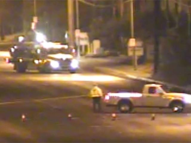 Motorcyclist killed, 4 injured in northeast Las Vegas crash