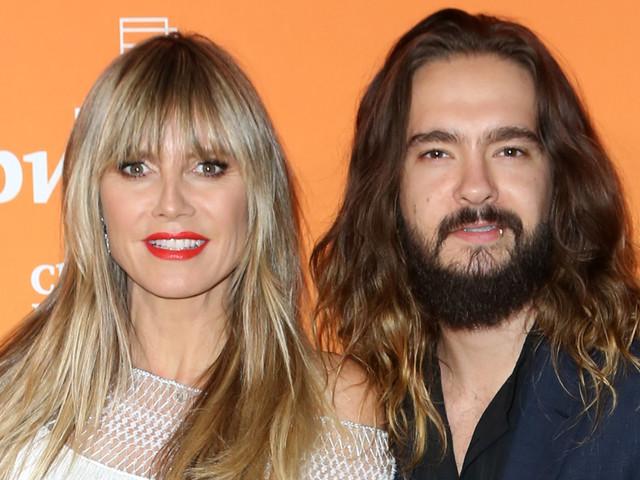 Heidi Klum & Husband Tom Kaulitz Couple Up for TrevorLive Gala 2019!