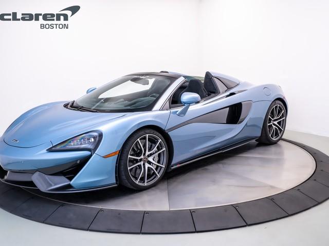 2018 McLaren 570S--Spider