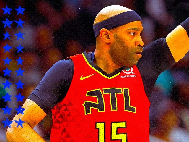 Vince Carter has never stopped evolving