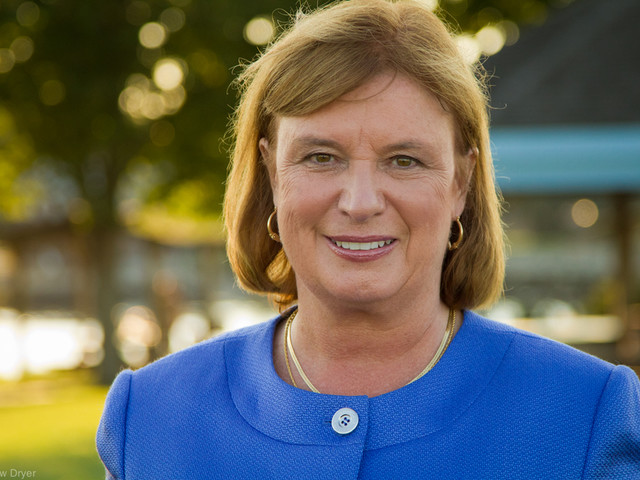 In a stunner, New Hampshire Democrat Carol Shea-Porter won't seek re-election to swingy House seat