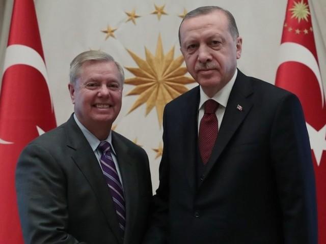Sen. Lindsey Graham blocks Armenian genocide resolution right after meeting with Turkish President Erdogan