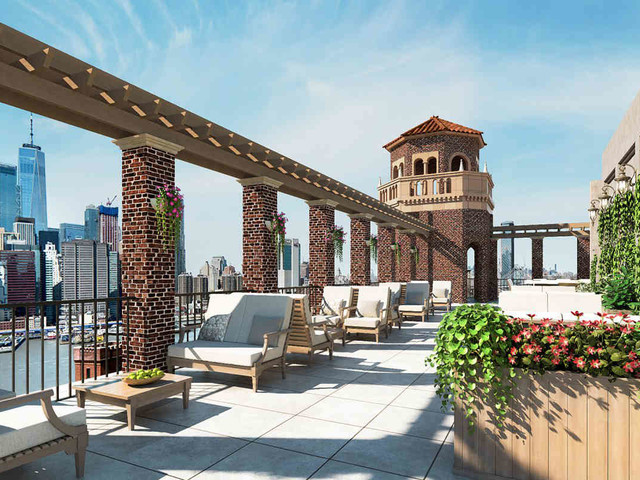 Holy smokes: Developer reveals first look at swanky Brooklyn Heights senior housing