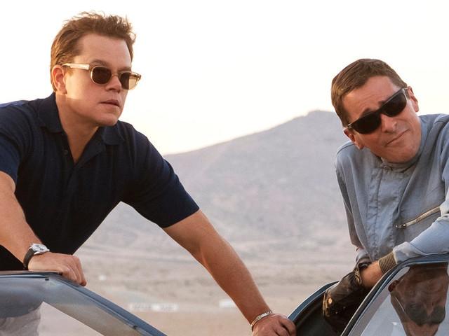 Watch Christian Bale Burn Rubber in 'Ford v Ferrari'