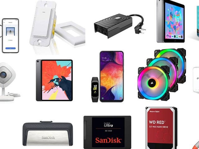 Meross Smart Home, Arlo Q, Apple iPad Pro, and more deals for Sept. 12