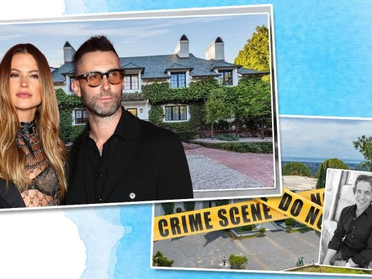 This week in celeb real estate: Lindsey Buckingham in Brentwood and Adam Levine in Beverly Hills list their big-ticket homes… and more