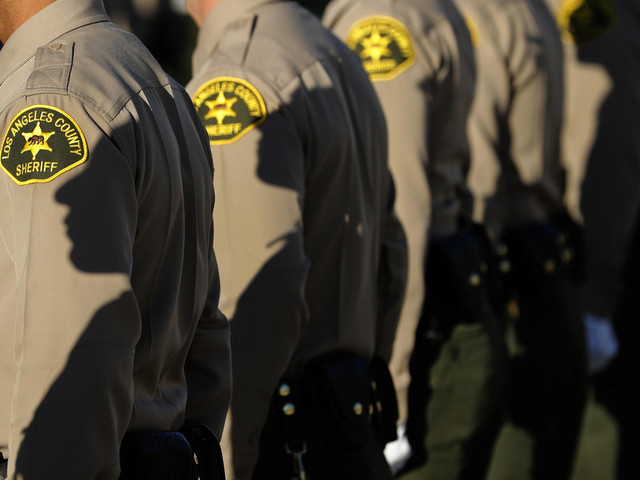 Inside a secret 2014 list of hundreds of L.A. deputies with histories of misconduct