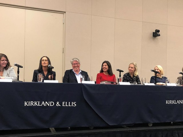 ACS panel showcases women who got their moment at SCOTUS