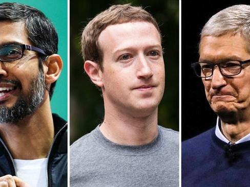 Tim Cook Gets Personal With Zuckerberg, Blocks Google Developers