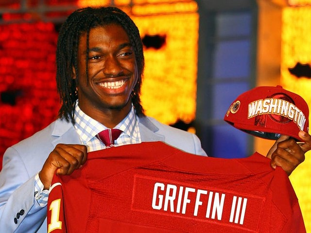 Trading up in the NFL Draft for a QB is a huge risk - here's how it has worked in the past
