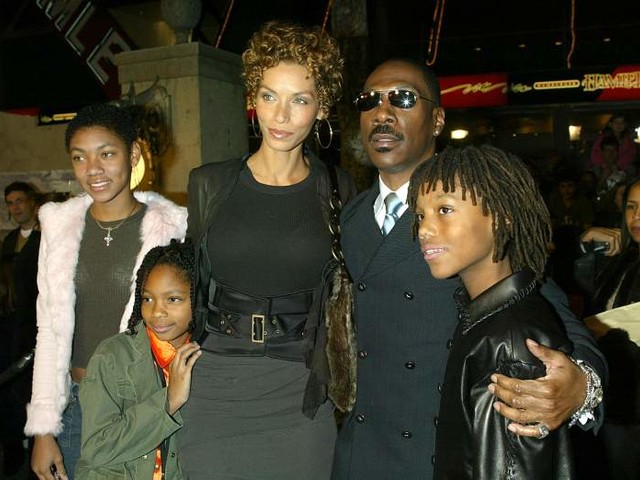 Eddie Murphy's Kids & Family: 5 Fast Facts You Need to Know