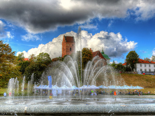 Scandinavian Airlines: Newark – Warsaw, Poland. $398 (Basic Economy) / $453 (Regular Economy). Roundtrip, including all Taxes