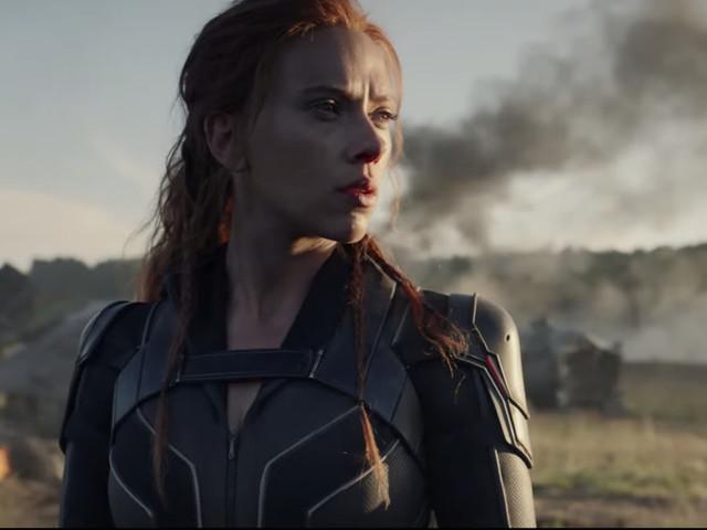 First Black Widow trailer finally puts Scarlett Johansson's Marvel hero in the spotlight