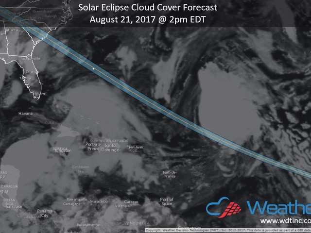 Royal Caribbean provides total eclipse preview from cruise ships