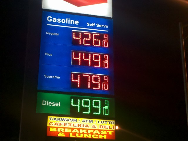 Study Claims Car Shoppers Don't Care About Swelling Fuel Prices