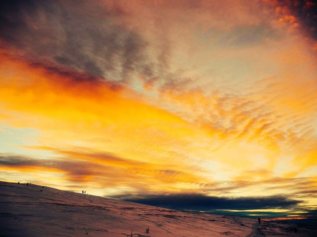 Around the World in 20 Stunning Sunsets