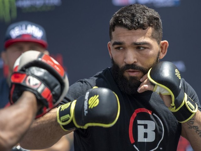 Patricio Freire promises AJ McKee will 'pay for all the sh-t he has said' at Bellator 263