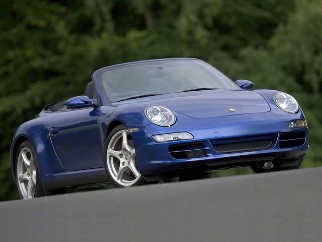 2006 Porsche 911--Carrera--4S--Cabriolet