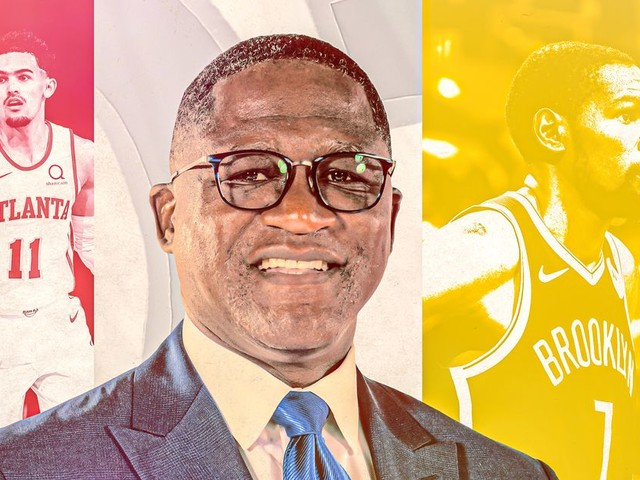 Dominique Wilkins on KD, Returning From an Achilles Injury, and the Hawks' Success