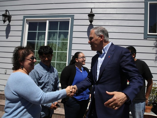 2020 candidate Jay Inslee's ambitious climate plan: 100% renewable energy by 2035