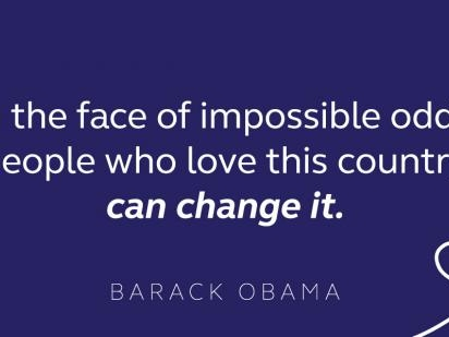 75 Best Inspirational Barack Obama Quotes About Change