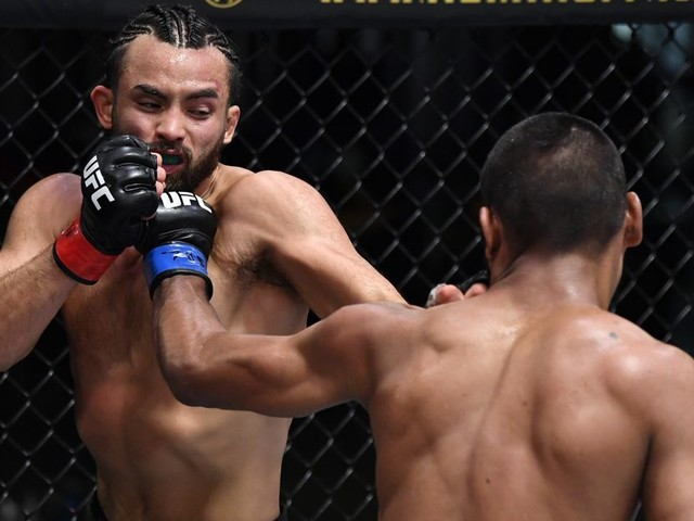 UFC Vegas 32: Pros react to Raulian Paiva's exciting majority decision win over Kyler Phillips