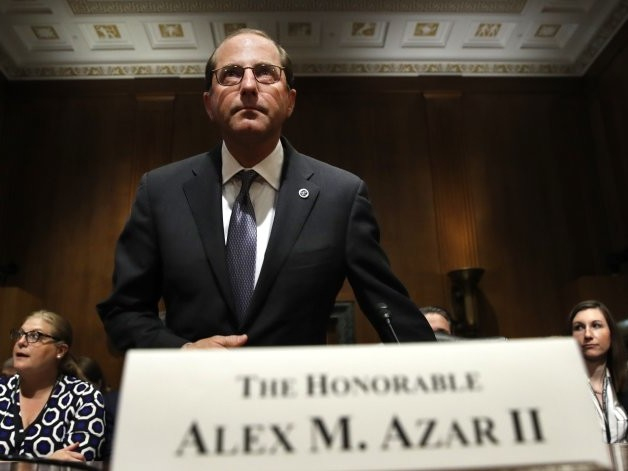 Amid Immigration Furor, HHS Chief Pushes to Keep Focus on Health Agenda